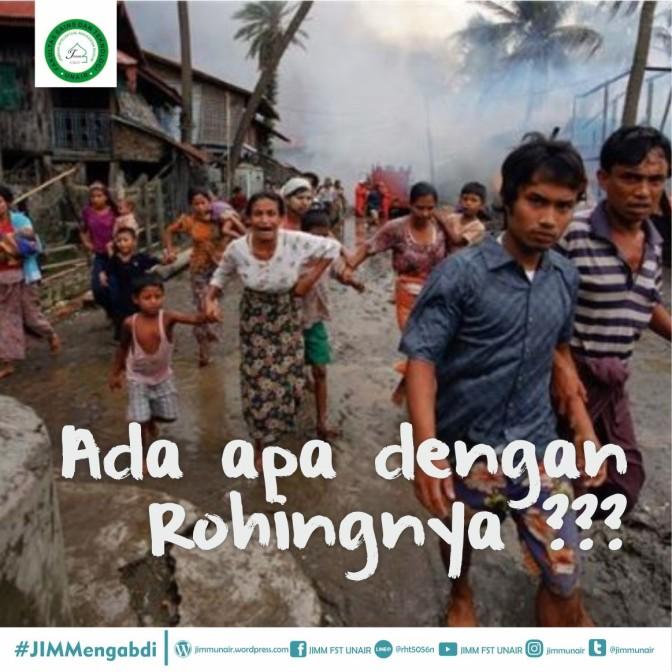 [Ada Apa dengan Rohingya?]